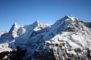 Eiger, Mönch und Jungfrau in 25 Stunden