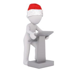 weihnachtsrede-halten