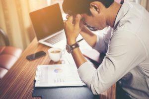 am Feierabend nach Stress von der Arbeit abschalten ist wichtig